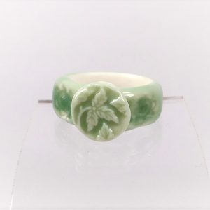 bague celadon belisame
