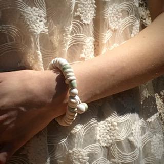 bracelet belisame porcelaine