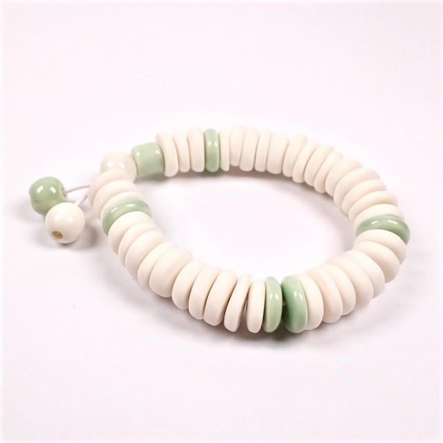 bracelet celadon belisame