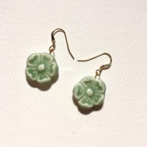 boucles celadon belisame creations